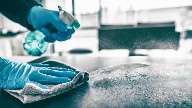 Limpieza y desinfección en Cartagena