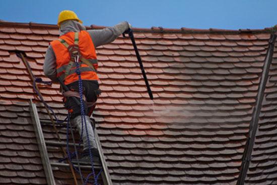 Mantenimiento de tejados en Cartagena